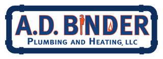 A.D. Binder Plumbing and Heating, LLC. Logo